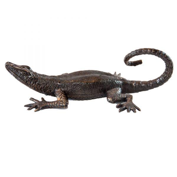 Bronze Lizard Small 16cm