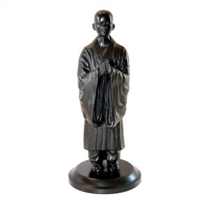 Bronze Figure 'Praying'