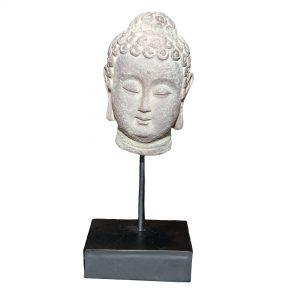 Head of Buddha on Base