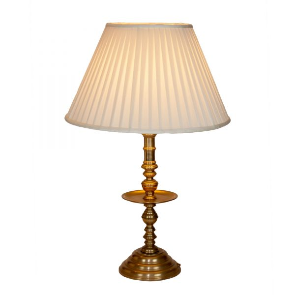 Dumbarton Brass Lamp