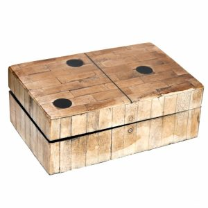 Horn Domino Box