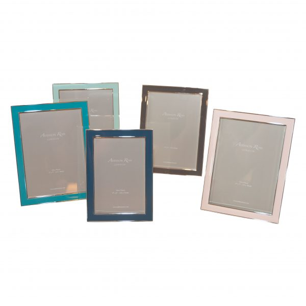 Enamel Picture Frame 4x6  (various colours)