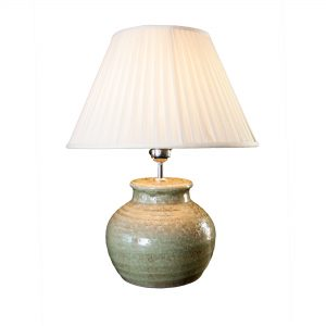 Kadovan Crackle Glaze Lamp Base