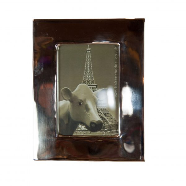 Classic Silver Frame 6x4